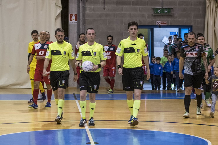IL DERBY E' DEL FOSSANO, FUTSAL AI PLAY-OUT