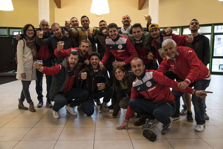 PLAY-OUT DI SERIE B: SIAMO SALVI!!!